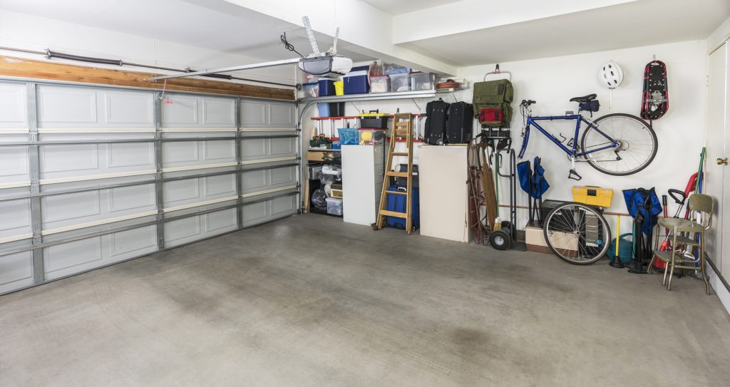 4 Steps to a More Organized Garage