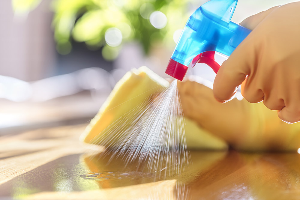 How to Tackle Spring Cleaning