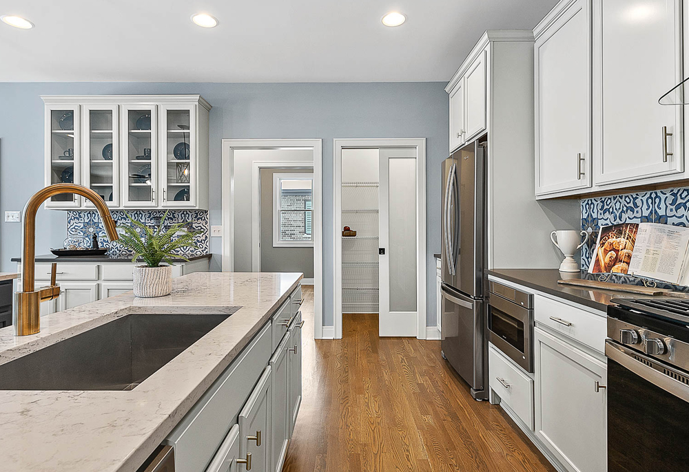 Blending Design and Function to Maximize the Kitchen