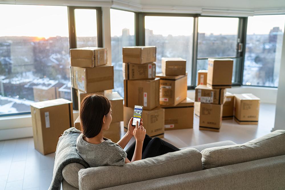 The Suburban Single-Family Home Surge