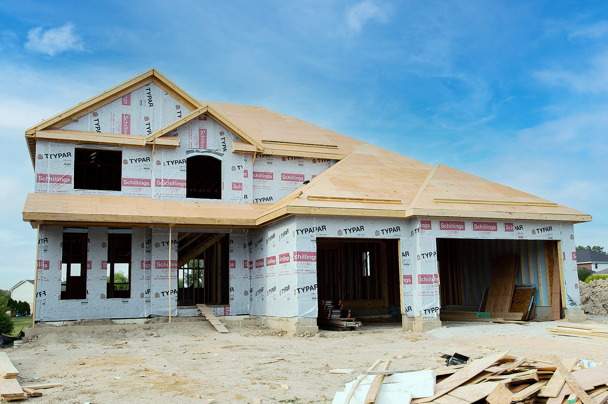 Construction of New Homes Is Rising. Here's Why.